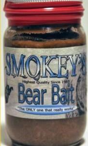 Smokeys Bear Bait